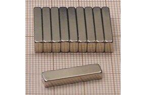ΜΑΓΝΗΤΗΣ ΚΥΒΟΕΙΔ.20x5x3mm Ν38 (ΕΛΞΗ 2,4kg) ΣET/5TEM